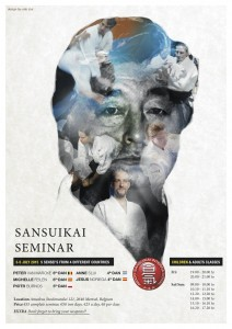 Sansuikai seminar 3-5 july 2015
