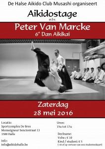 Peter Van Marcke Halle 28 mei 2016
