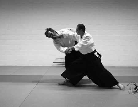 Gratis initiatie Aikido in september 2019