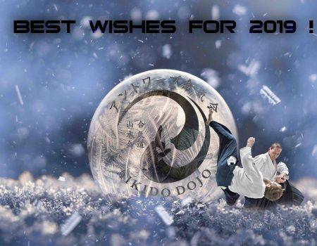Beste wensen voor 2019!