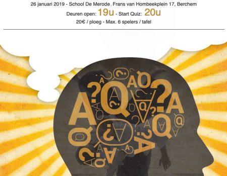 Eerste Antwerpen Aikikai Quizavond – Schrijf je nu in!