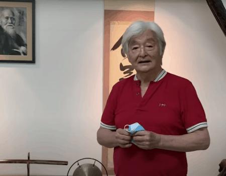 Video message van yamada sensei